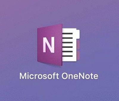 onenoteアプリアイコン