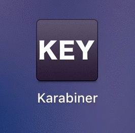 karabinerのアイコン