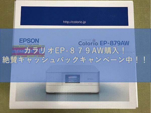 EP-879AWレビュー